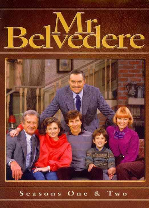 MR. BELVEDERE:SEASON ONE & TWO BY MR. BELVEDERE (DVD)